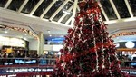 Enciende el espíritu de la navidad en el Jockey Plaza