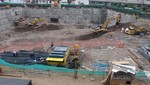 Ministro D' Alessio constató el reinicio de obras en Torre 'Esperanza' del INEN