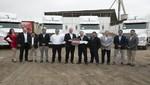 Divemotor entrega 5 camiones Freightliner a empresa transporte estratégico