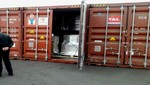 Decomisan media tonelada de droga en almacenes del vecino Puerto del Callao
