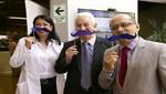 'Yo me pongo el bigote contra el cáncer de próstata'
