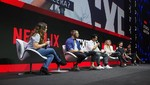 Panel de Series de Netflix en Brasil Comic Con 2017