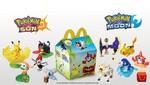Los personajes de Pokémon Sun & Pokémon Moon cierran el año en la Cajita Feliz de McDonald's