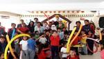 Niños de Chilca celebraron la navidad