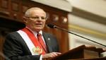 El presidente Kuczynski dice que 'ganó un poco de dinero' de un constructor plagado de escándalos
