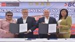 BCP y Ministerio de Educación firman convenio para construcción del COAR Lambayeque
