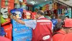 El Indecopi participa de operativos para supervisar la venta de panetones en el Centro de Lima