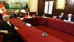 Comisión lava jato coordina cita con presidente Kuczynski