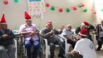 APM Terminals Callao celebró la Navidad con los adultos mayores del Asilo de Santa Maria de la Caridad