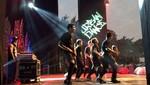 Escolares disfrutaron de espectáculos gratuitos de hip hop durante concurso 'Urban Dance – Habla Franco'