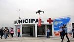 Municipalidad de Ventanilla inaugura primera central de videovigilancia en todo nuestro litoral