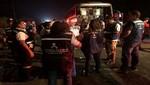 Heridos de colisión de bus y trailer en Pasamayo son trasladados a Hospital de Chancay