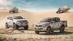 Mitsubishi Motors apuesta por su Team 4X4 en el Dakar 2018