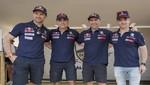 Team Peugeot Total apunta a consagrar su tercera victoria consecutiva en Dakar 2018