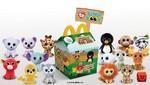McDonald's comienza el año con una adorable colección de juguetes en su Cajita Feliz