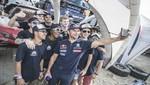 Estudiante esloveno ganó el Red Bull Desert Wings University Challenge