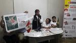 Viceministra de Salud Pública, Mónica Meza, dirige acciones para combatir el dengue en la Región Madre de Dios