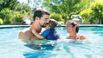 Bebés bajo el agua: los beneficios de la natación para los más pequeños