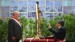 Dr. Abel Hernán Salinas Rivas  juró al cargo como nuevo ministro de Salud