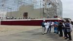 Trujillo: Minsa coordina acciones de seguridad por visita del Papa Francisco