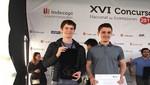 INDECOPI premia a alumnos inventores de UTEC