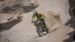 Piloto de Suzuki-Derco Motos ya está en Bolivia