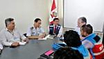 Minsa instalará puesto de comando en salud en Base Las Palmas