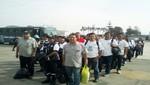 50 brigadistas del Minsa parten a Madre de Dios para brindar asistencia médica durante misa del Papa Francisco