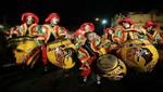 Uruguay ostenta el carnaval más largo del mundo
