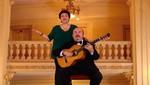 Este viernes 26 de enero Lucy Avilés y Willy Terry darán show criollo en el Teatro Municipal de Lima