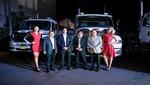 Divemotor entrega 13 remolcadores Freightliner A Empresa Transportes Andinos JT