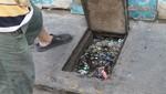 Sunass: alcantarillas no deben ser usadas como basureros
