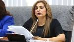 Maritza García presentó denuncia constitucional contra el defensor del Pueblo Walter Gutiérrez