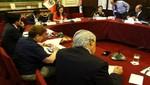 Utilizarían apremios para que Horacio Cánepa asista a comisión Lava Jato