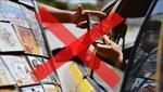 El Indecopi recuerda a los importadores que el ingreso de productos piratas al Perú puede ser sancionado hasta con 180 UIT