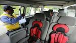 Municipio de Lima verifica condiciones de seguridad de movilidades escolares