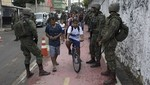 Brasil: El Congreso aprueba la intervención militar en Río