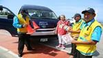 Miraflores inicia empadronamiento y supervisión de movilidades escolares