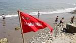 Playas limeñas son botadero de basura y más del 70% no es apta para bañistas