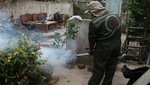 Piura: Realizan fumigación y control larvario contra el dengue en más de 8 mil viviendas