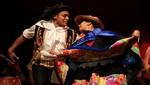 Función gratuita del espectáculo Colores de la Memoria en el Teatro Municipal de Lima