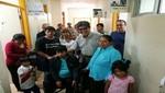 Niños de Pasco expuestos a contaminación minera reciben atención en el INSN de San Borja