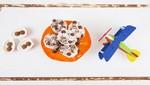 Kinder, el exquisito helado de Pascua, regresa a Cafeladería 4D