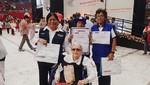 Presidente Pedro Pablo Kuczynski reconoce labor de agentes comunitarias de salud de Lima