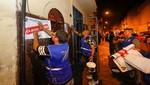 MML clausura seis bares en el Cercado por contaminación sonora y ruidos molestos