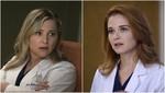 Las actrices Jessica Capshaw y Sarah Drew salen de Anatomía Según Grey