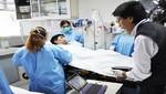 Un promedio de 10 vidas se salvan a diario en el Hospital de Emergencias 'José Casimiro Ulloa'
