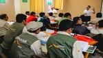 SERNANP implementa primer Centro Nacional de Formación de Guardaparques Bomberos Forestales del Perú