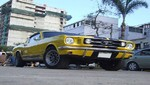 El Jockey Plaza presenta  exclusiva exhibición de autos Mustang este domingo