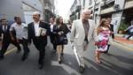 Comisión Lava Jato interrogó a Kuczynski por más de siete horas
